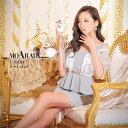 キャバ ドレス シアー 大判 フリル ペプラム タイト ミニ ドレス[MOARADY] | ドレス キャバ キャバドレス 大きいサイ…