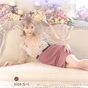 キャバ ドレス 明日花キララ着用 エアリー フラワー スカラップ カット タイト ミニ ドレス | ドレス キャバ キャバド…