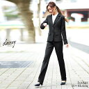【1000円OFFクーポン対象】 リクルートスーツ スーツ S M L LL 3L 4L 3ピース リクルートジャケットパンツスーツ 黒 …