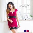 キャバ ドレス レース タイト ミニドレス [mydress] | ドレス ワンピース ミニドレス セクシー ナイトキャバ ドレス …
