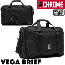 CHROME / クローム VEGA ブリーフバッグ(デイパック、バックパック、ショルダーバッグ、3Way)【あす楽_土曜営業】 ポイント10倍