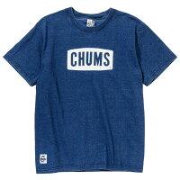 チャムス/CHUMSロゴTシャツインディゴLogoT-ShirtIndigo(インディゴ染め)【あす楽_土曜営業】送料無料ポイント10倍CHUMS(チャムス)ONLINESHOP