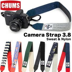 チャムス / CHUMS カメラストラップ 3.8 スウェットナイロン CH60-2184 CHUMS(チャムス)ONLINE SHOP