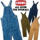 チャムス / CHUMS オール オーバー ザ オーバーオール All Over The Overall (カバーオール) CHUMS(チャムス)ONLINE …