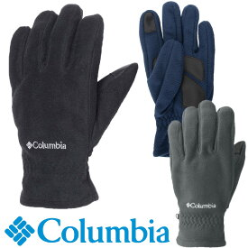 Columbia / コロンビア サーマレイターグローブ/ Thermarator Glove(手袋 防寒 フリース タッチパネル対応 スマホ対応 登山・トレッキング)【あす楽_土曜営業】