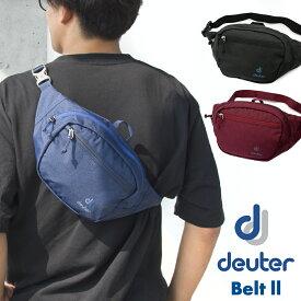 deuter / ドイターBELT II ベルト2 ヒップバッグ(ウエストバッグ、ボディバッグ)【あす楽_土曜営業】 ポイント10倍