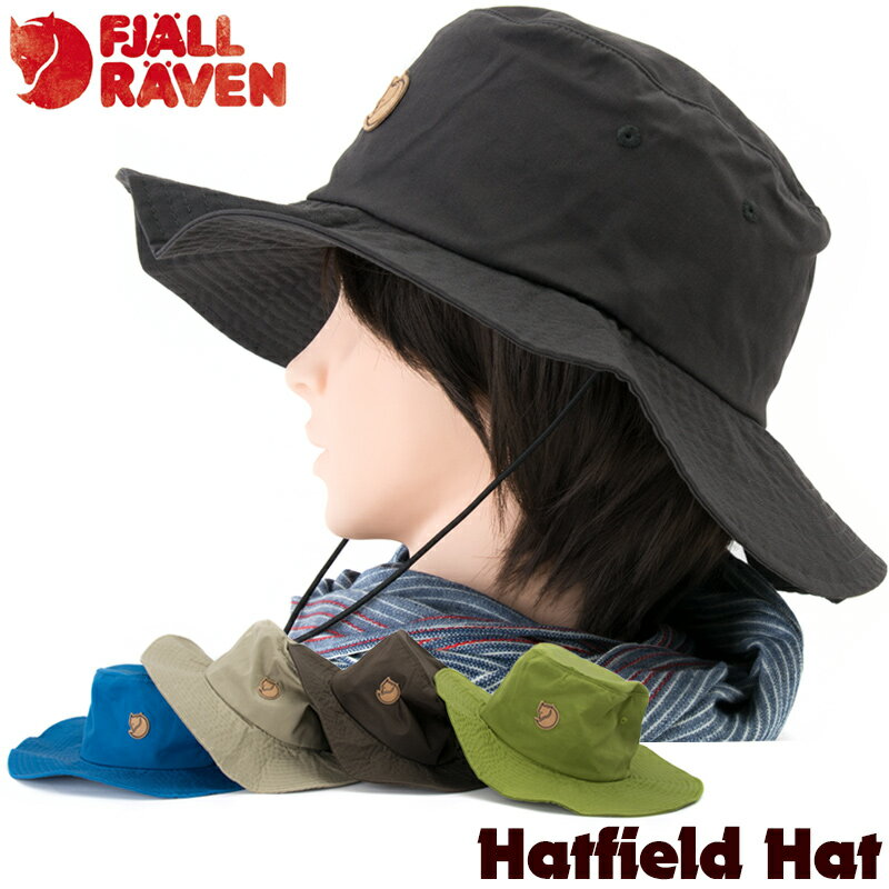 フェールラーベン / FJALL RAVEN Hatfield Hat ハトフィールド 日本正規品(帽子,ハット)【あす楽_土曜営業】5000円以上送料無料 ポイント10倍