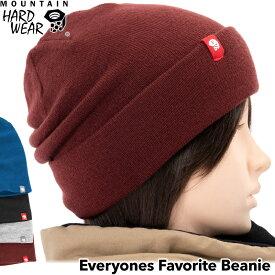 セール!MOUNTAIN HARDWEAR / マウンテンハードウェア エブリワンズフェイバリット ビーニー / Everyones Favorite Beanie(帽子,男性,女性)【あす楽_土曜営業】