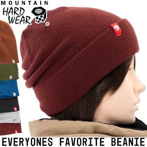 セール!MOUNTAIN HARDWEAR / マウンテンハードウェア エブリワンズフェイバリット ビーニー / Everyones Favorite Beanie(帽子、ニット帽、男性、女性)