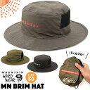 MOUNTAIN HARDWEAR / マウンテンハードウェア MNブリムハット / MN Brim Hat(パッカブル、帽子、ハット、男性、女性…