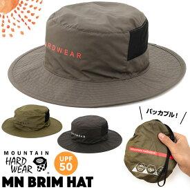 MOUNTAIN HARDWEAR / マウンテンハードウェア MNブリムハット / MN Brim Hat(パッカブル、帽子、ハット、男性、女性)【あす楽_土曜営業】 ポイント10倍
