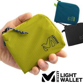 MILLET / ミレー ライト ウォレット / LIGHT WALLET (ワレット サイフ 折り財布)【あす楽_土曜営業】