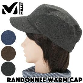 f4328e7c22843 MILLET   ミレー ランドネ ウォーム キャップ   RANDONNEE WARM CAP MIV01471(帽子