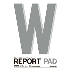 [マルマン]B5レポートパッド無地 P153A