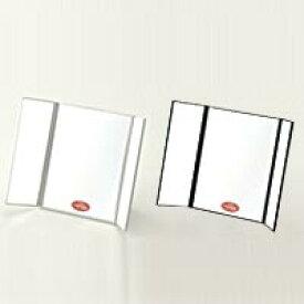卓上 三面鏡 卓上ミラー スタンドミラー 3WAY [三面鏡] NA-28 角型 ナピュアミラー 折りたたみ 堀内鏡工業