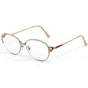 老眼鏡 [シニアグラス] 度数4.5〜6.0 七宝 デザイン 強度 女性 おしゃれ