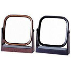 スタンドミラー 高級感 ヤマムラ 卓上ミラー [鏡] レディ角型