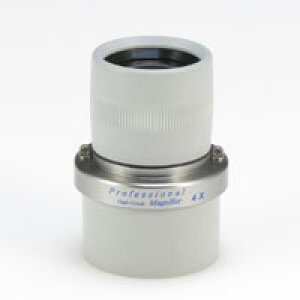 フォト用 プロフェッショナル ルーペ 4倍 携帯 写真 デザインワーク 虫眼鏡 拡大鏡 写真 ネガフィルム ポジ 検品 検査 アクロマート