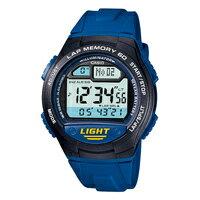 カシオスポーツウオッチSPORTSGEAR[スポーツギア]W-734J-2AJFCASIOランニングウォッチランナーズウォッチ腕時計ジョギング時計スポーツギアスポーツスポーツウォッチマラソンラップタイム