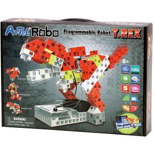 ブロック おもちゃ 男の子 小学生 子供 子ども アーテックブロック ロボティスト T.REX プログラミング 学習 日本製 ロボット Artec ブロック キッズ ジュニア パーツ 知育玩具 レゴ・レゴブロ