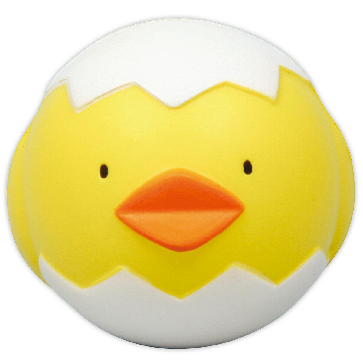 ボール やわらかひよこボール 【知育玩具 2歳 3歳 4歳 5歳 6歳 幼児 ボール かわいい おもちゃ キッズ用品】