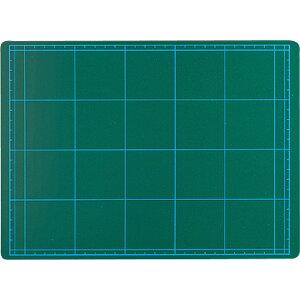 カッティングマット グリーン A3判 カッター マット DIY 工具 画材 工作 図工 美術 自由研究 学校教材
