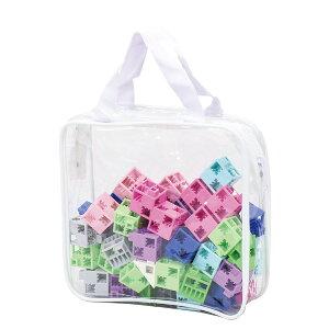 アーテックブロック 60ピース ポーチバラエティセット 知育玩具 キッズ 幼児 パズル 工作 おもちゃ レゴ・レゴブロックのように遊べます 室内