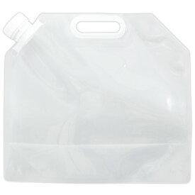 非常用給水袋 5L [マチ付] 防災グッズ 給水 注ぎ口付 手提げ ウォータータンク 給水タンク 水タンク クリスマスプレゼント