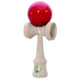日本けん玉協会認定 けん玉 名人 匠[赤] こども用 おもちゃ 知育玩具 キッズ けんだま おしゃれ 室内 運動神経 運動 クリスマスプレゼント