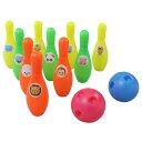 なかよしボーリングセット おもちゃ 知育玩具 子供 キッズ 幼稚園 保育園