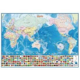 お風呂の壁に貼る 世界地図 学習 キッズ 子供 地図 小学生 中学受験 勉強 教材