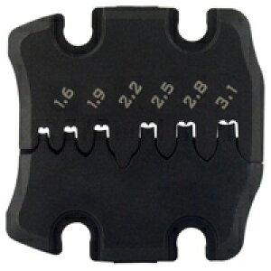 交換式ダイス 精密圧着ペンチ PAD-12用 PAD-12S エンジニア 工具 ペンチ プライヤー オプションパーツ