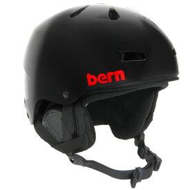 【お買い物マラソン クーポン配布中】ヘルメット MACON Gloss Black Henrik Harlaut BE-SM22H17GBH[M] bern 国内正規販売店 スキー スノーボード スノボ BMX 自転車 バイク おしゃれ かっこいい 登山 2017-18モデル