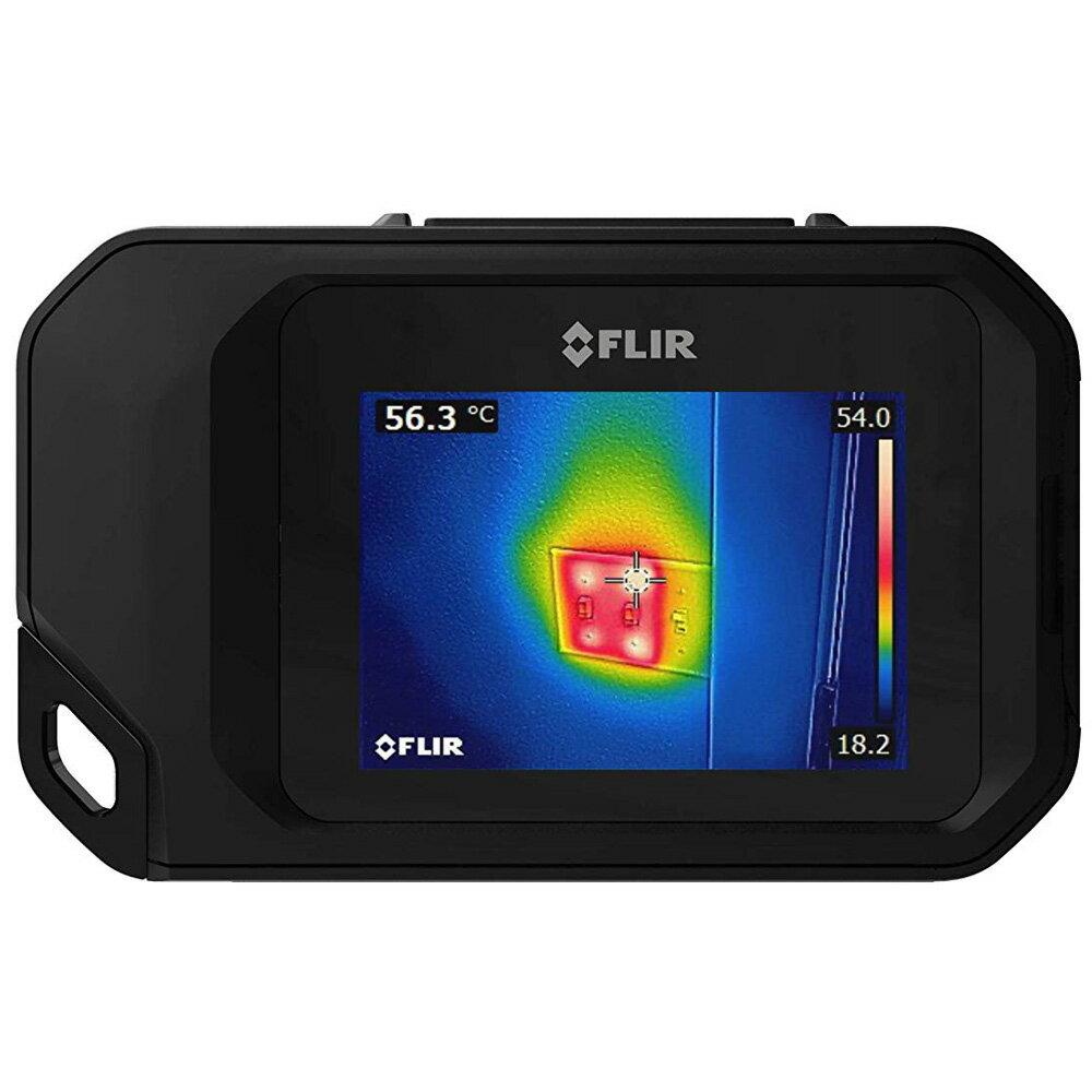 赤外線サーモグラフィ コンパクト フリアー FLIR C3 WiFi対応 温度計測 赤外線サーモグラフィカメラ パソコン iPad 日本正規品