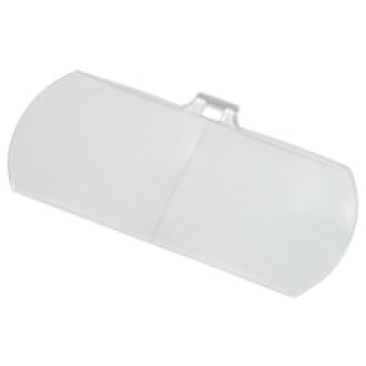 1.6x 2x interchangeable lenses for SPECTACLE MAGNIFIER
