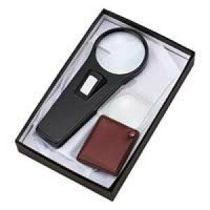 拡大鏡ギフトセット G-2 池田レンズ 虫眼鏡 ルーペ 拡大鏡