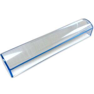 バールーペ 3倍 21cm アクリル 携帯 おしゃれ 虫眼鏡 拡大鏡 辞書 読書用 検品 測定 池田レンズ