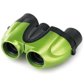双眼鏡 オペラグラス コンサート ドーム ライブ 8倍 21mm セレス-GIII グリーン コンパクト スポーツ観戦