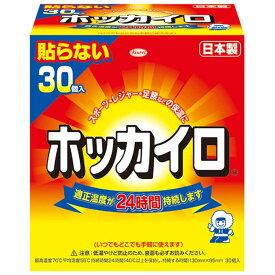 ホッカイロ 貼らない レギュラー 30個 使い捨て カイロ 日本製 あったかグッズ コーワ 興和