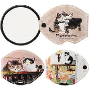 MAN ルーペ マンハッタナーズ[manhattaners] パール 猫 ネコ 虫眼鏡 久下貴史 かわいい プレゼント ポケットルーペ