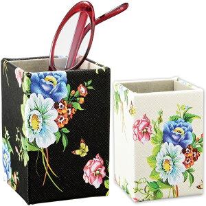 1本入 花柄 メガネ スタンド おしゃれ かわいい 眼鏡スタンド 眼鏡ケース 雑貨 インテリア 収納