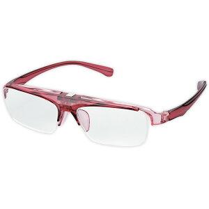 ハネ上げ老眼鏡 リーディンググラス 老眼鏡 跳ね上げ式 シニアグラス レディース おしゃれ ブルーライトカット PCメガネ COSTADO LTシリーズ
