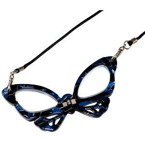 ペンダント型ルーペ 折りたたみ PR-804 ペンダントルーペ 拡大鏡 老眼鏡 レディース かわいい おしゃれ アクセサリー プレゼント