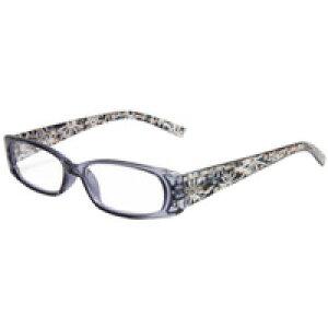 老眼鏡 605BL リーディンググラス シニアグラス 男性 女性 おしゃれ