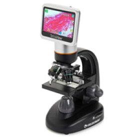 LCDデジタル顕微鏡 TETRAVIEW CE44347 セレストロン 500万画素 40倍〜1600倍 CMOS イメージセンサー LCD デジタルマイクロスコープ