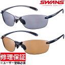 スポーツサングラス Airless Leaffit エアレス・リーフフィット 偏光レンズ SALF-0051 SALF-0065 偏光サングラス メンズ UV ...