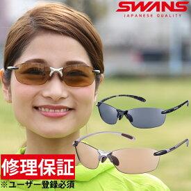 スポーツサングラス Airless Leaffit エアレス・リーフフィット ノーマルレンズ SALF-0001 SALF-0005 UV 紫外線カット サングラス メンズ おすすめ 人気 SWANS スワンズ