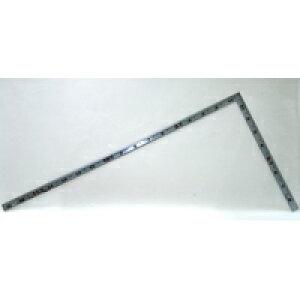 曲尺角厚 シルバー1尺6寸/50cm併用目盛 鶴亀 10556 かねじゃく さしがね 定規 ステンレス シンワ測定