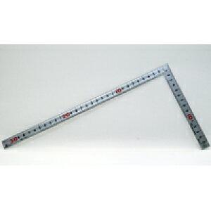 曲尺同厚 シルバー 30cm表裏同目 名作 JIS 10647 かねじゃく さしがね 定規 ステンレス シンワ測定