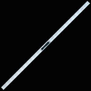 アルミカッター定規 カット師 2m 併用目盛 取手付 65097 定規 カッター定規 ステン鋼 シンワ測定